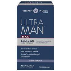 Ultra Man Max