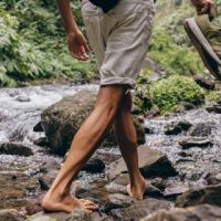 Walking Barefoot Can Make You Happier & Healthier